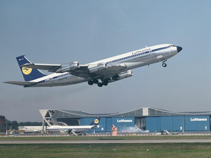 Starttermin nun 1. Oktober wegen Boeing 707